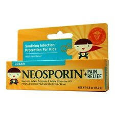 Neosporin Kids Plus Pain Relief Cream 0.5 oz