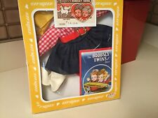 Vintage Effanbee 1982 Bobbsey Twins Out West Flossie Clothes Outfit New Box