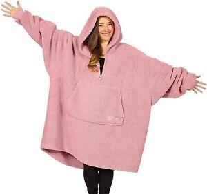 The Comfy Original Oversized Blanket Sweatshirt Blush