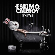 ESKIMO CALLBOY - CRYSTALS  CD (2015) NEW+