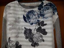 Damen Bluse Shirt Street One Gr. 40/42