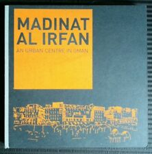 Madinat Al Irfan An Urban Centre in Oman Architecture Allies & Morrison ARUP.