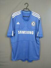 Chelsea Jersey 2009 2010 Home XL Shirt Adidas Fotball Soccer E84291 ig93