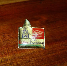 PIN PINS PIN'S collection EURODISNEY COCA COLA 12 AVRIL 1992 bombé LTO