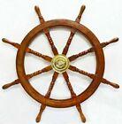 "Ship Wheel Ships Steering Wheel Boat Wheel Pirate Ship Wheel Captains Wheel 36"""