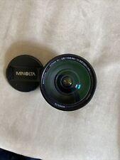 Minolta AF 28-105mm f/3.5-4.5  Zoom Xi Power Sony Alpha AF mount lens