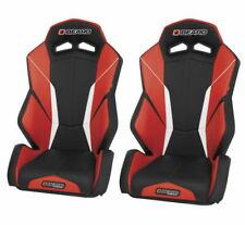 Beard Torque V2 Seats Black/Red Front 852-531