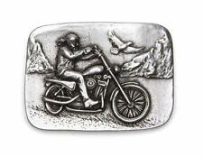 Clasp Buckle Belt-Buckle Biker Interchangeable Clasp for 4 cm Designer Belt