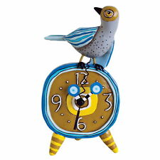 "Michelle Allen Designs par Enesco - "" Tweets Horloge - Montre - de table "" P1158"