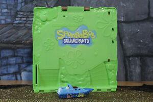 Matchbox SPONGEBOB SQUAREPANTS Fold-Out Adventure Playset Complete