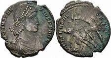 Constantius II Maiorina Constantinopolis 348-351 FEL TEMP REPARATIO RIC 82 var.
