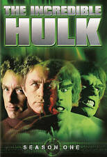 The Incredible Hulk - The Complete First Season (DVD, 2014, 4-Disc Set, Canadia…