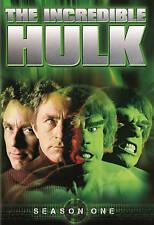 INCREDIBLE HULK SEASON 1 (DVD, 2014, 4-Disc Set) NEW