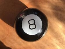 Magic 8 Ball Fortune Teller Toy By Mattel