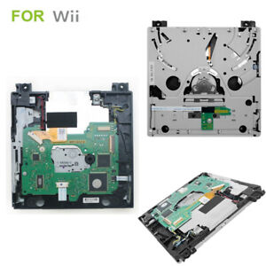 FOR NINTENDO WII DVD DISC DRIVE FITS ALL WII MODELS OEM DOUBLE IC REPLACEMENT UK