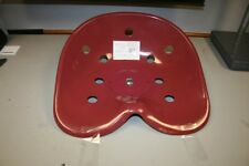 New Red Primer Coated Replacement Steel Pan Tractor Seat