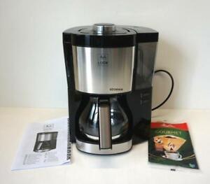 Melitta Look 1025-06 Schwarz Kaffeemaschine