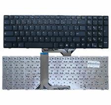 for MSI GE60 GE70 GP60 GP70 CR61 CX61 GX60 CX70 FR French Black Laptop Keyboard