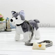 Singing Dancing Walking Electronic Moving Plush Dog Puppy Toy Kid Xmas Gift