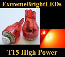 TWO RED High Power High Mount Stop 3rd Brake Lights #96A