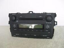 Toyota A51846 Corolla 2009 - 2011 Factory AM FM SAT Radio CD Player 86120-02770