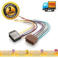 Bare final ISO Conector Para Vehículo Telar de reparación de cableado de instalación de cableado directo Estéreo