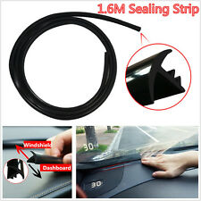 1.6m Car Windshield Dashboard Sealing Strip Noise Soundproof Anti-dust Seal Trim