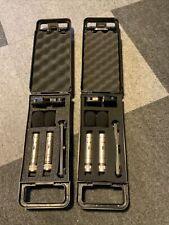 Behringer C-2 Kondensatormikrofon - Silber, 4 Stück