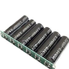 2.5V 100F Super Farah Capacitor Module 15V 16.6F Automotive Rectifier 12V/&1 W1W4