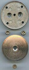 Gaggia Headgroup plate DY0036A Shower disc DM0704 and Screws