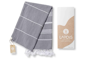 Turkish Beach Towels - Turkish Bath Towels - Sand Free Beach Towel, Absorbent, S