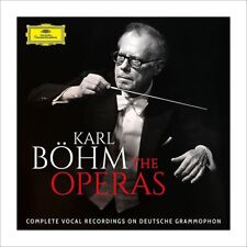 Karl Böhm-The Operas-COMPLETE Vocal Recordings On DG 70 CD NEUF