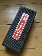 Vintage 1970s Top Gear Volume Pedal. UK Made. Rare & Sought After.
