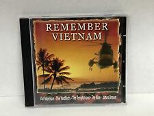 Remember Vietnam Audio CD