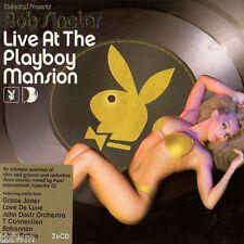 Bob sinclar-Live at the playboy manoir - 2cd mixed-house Deep House Disco