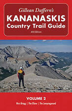 Gillean Daffern's Kananaskis Country Trail Guide: West Bragg - The Elbow - The J