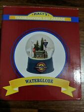 New 2008 Macy's Thanksgiving Day Parade Small Snowglobe