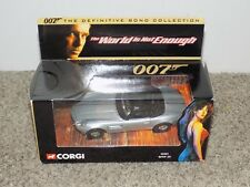James Bond Corgi The World is Not Enough 05001 BMW Z8