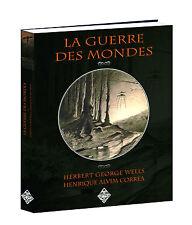 EO N° 500 EXEMPLAIRES H.G WELLS + HENRIQUE ALVIM-CORRÊA : LA GUERRE DES MONDES