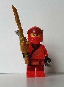 Lego Ninjago Kai - Legacy Kai njo613 minifigure from set 71705 NEW