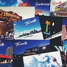 Toronto Postcards - skydome cn tower el mocambo dufferin mall canada honest ed's