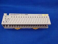 Omron PLC sortie B7A-R6B16 LINK TERMINALS NPN 0.1 A 3 MS Fast Post du Royaume-Uni