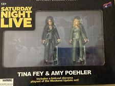 Saturday Night Live Tina Fey And Amy Poehler Action Figures