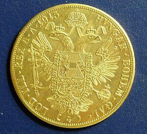4 Dukaten 1915 Österreich Kaiserreich