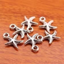 10 Piece 16*14mm Charms Asteroidea Pendants Jewelry Making Bracelet 7030H