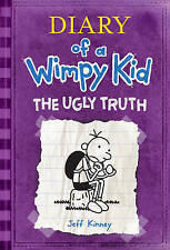 THE UGLY TRUTH.  Diary of a Whimpy Kid by Jeff Kinney.  NEW
