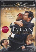 EVELYN Pierce Brosnan Aidan Quinn Julianna Margulies NEW SEALED DVD