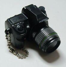 Pentax K-5 Camera Model Toy Keychain with hotshoe mount