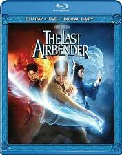 The Last Airbender NEW Blu-ray  DVD + DIGITAL COPY FREE SHIPPING!!