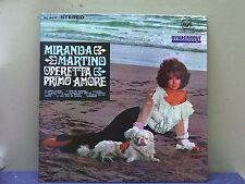 MIRANDA MARTINO-LP-OPERETTA PRIMO AMORE-M/M